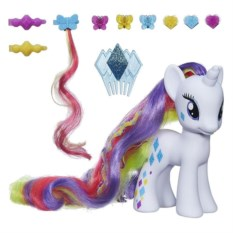 Игрушка My Little Pony Модница Рарити Делюкс Hasbro
