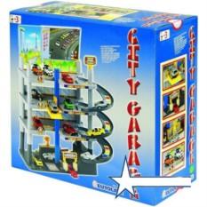 Игрушка Городской гараж