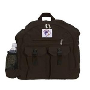 Рюкзак за спину ERGO BABY Органик Темный Шоколад