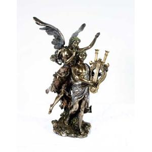 Бронзовая статуэтка «Орфей»