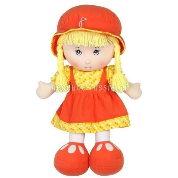 Плюшевая кукла Ксюша