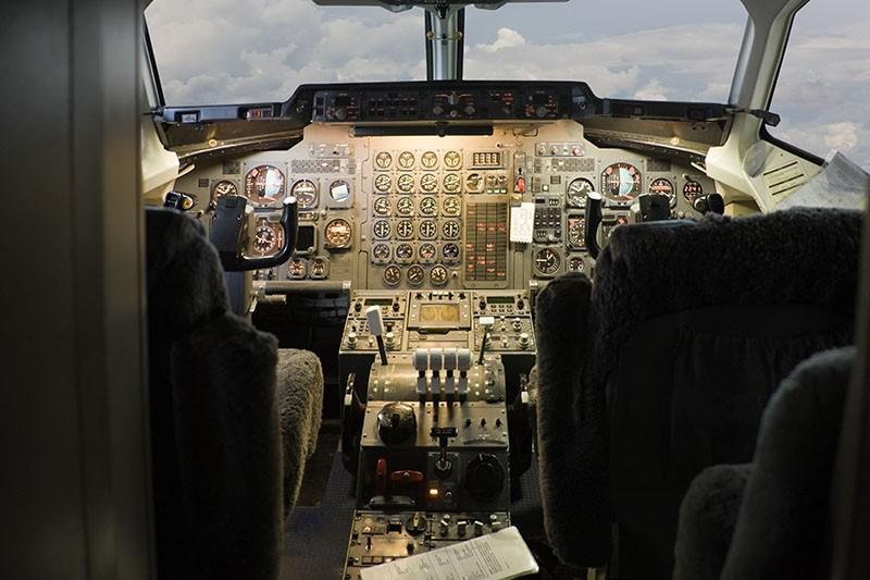 Подарочный сертификат на Мастер-класс управления самолетом
