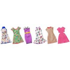 Универсальные платья для кукол Barbie (для всех типов фигур)