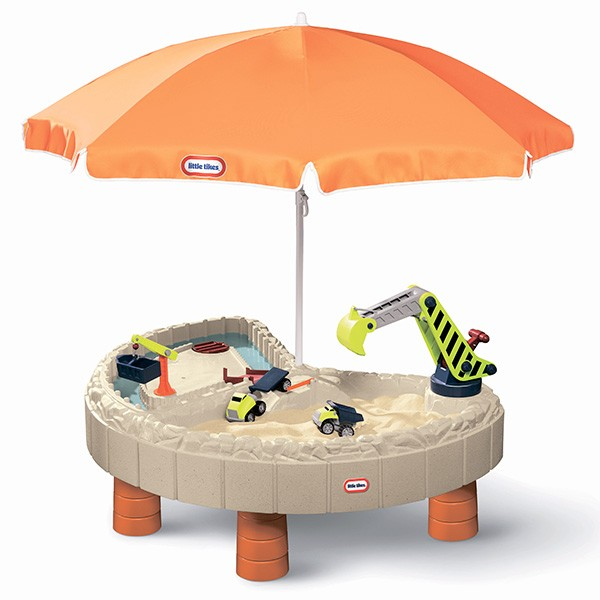 Стол-песочница с зонтом LittleTikes