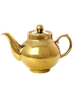 Чайник под золото для самовара