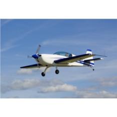 Полет на самолете Extra 300 с пилотажем