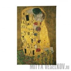 Обложка для автодокументов Поцелуй Климта