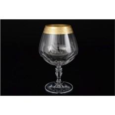 Набор из 6 бокалов для бренди 380 мл Виктория