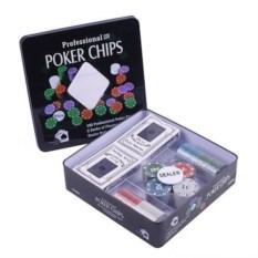 Набор для покера на 100 фишек Holdem Light