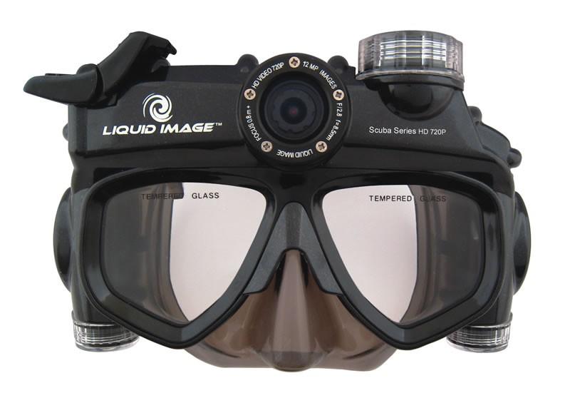 Камера-маска Liquid Image LIC324 Wide Angle Scuba Series