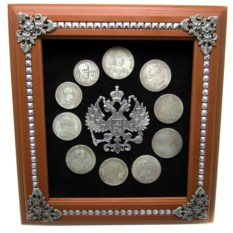 Ключница Рубль  России с 1700 по 1918 год