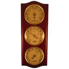 Метеостанция три прибора: барометр, термометр и гигрометр