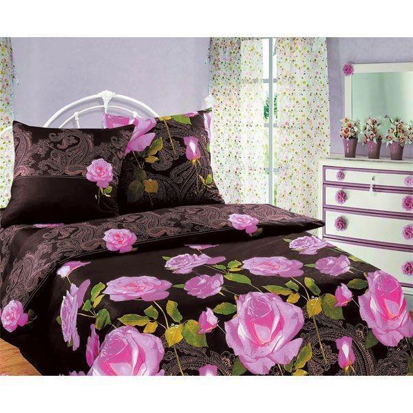 Комплект постельного белья Чайная Роза (2-спальный)