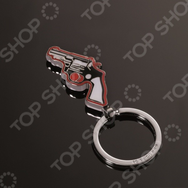 Брелок Troika Gun