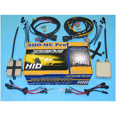 Комплект биксенона Sho-me H/L 9004 (HB1) (8000К)