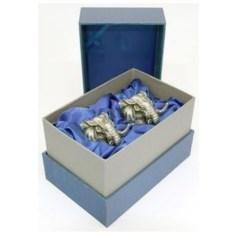 Набор стопок в подарочной коробке Слоны