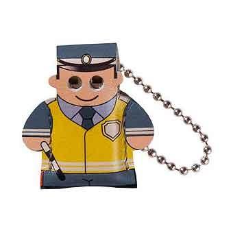 USB-флеш-карта «Инспектор ГИБДД», 4 Гб