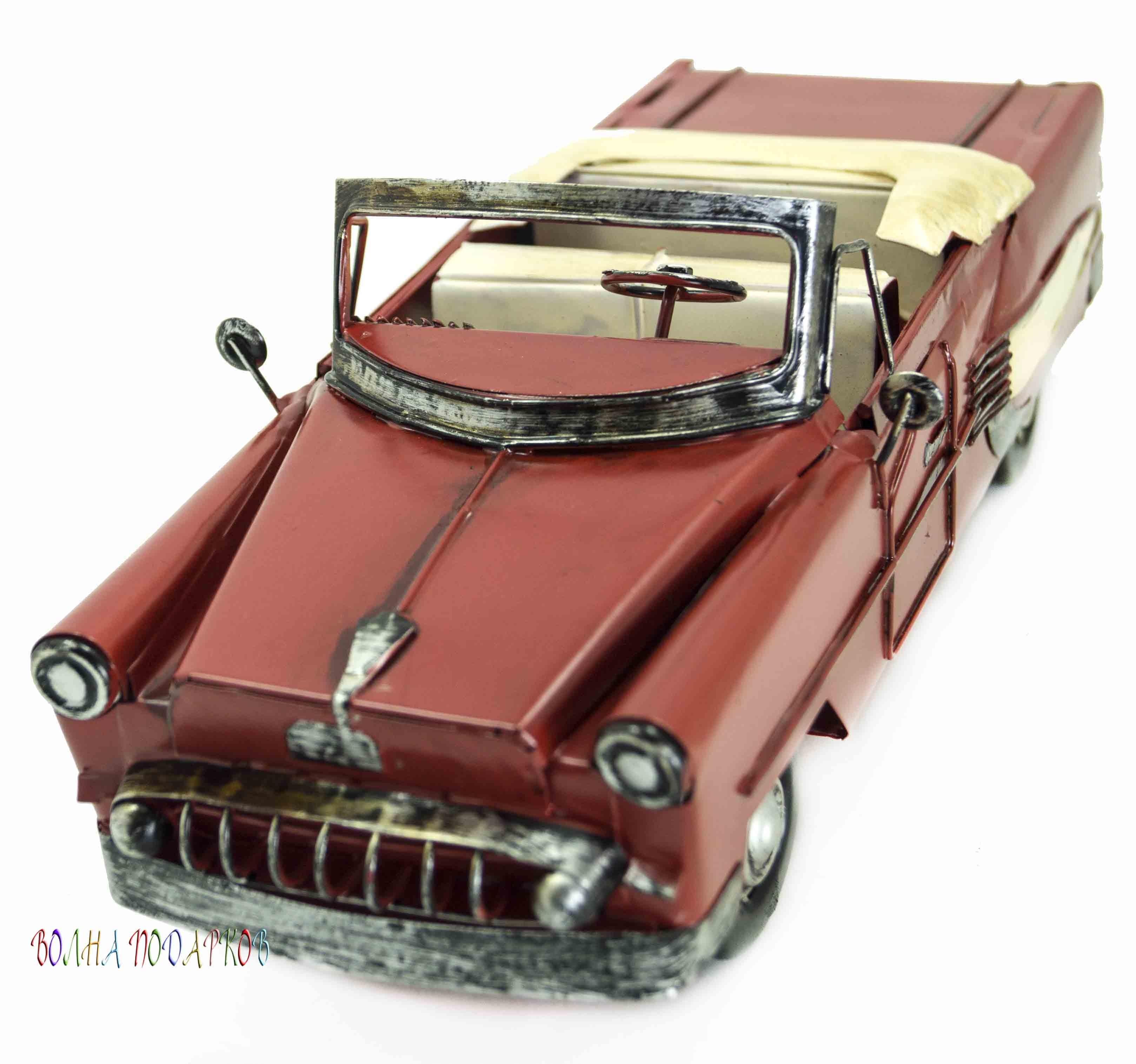 Коллекционная модель ретро автомобиля Cadillac