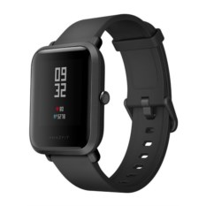 Черные умные часы Xiaomi Amazfit Bip