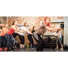 Абонемент на 3 занятия в любой танцевальной группе