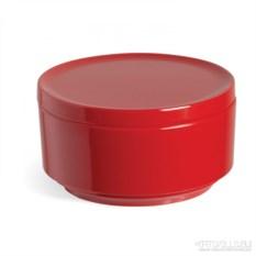 Контейнер для хранения Step красного цвета