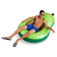 Надувной круг Avocado