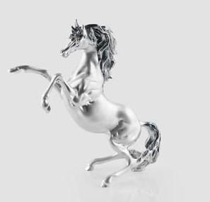 Скульптура Конь на дыбах