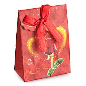 Пакет подарочный Роза