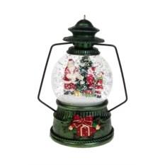 Новогодний музыкальный шар Подарки от Деда Мороза