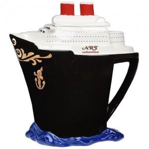 Заварочный чайник «Корабль»
