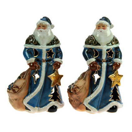 Подсвечник «Дед Мороз»