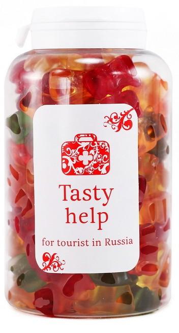 Вкусная помощь Для туристов в России (250 мл)