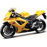 Maisto масштабная модель мотоцикла 1:12 SUZUKI GSX-R600