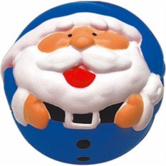 Игрушка-антистресс Синий Дед Мороз
