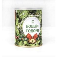 Набор для выращивания в банке «Лиственница новогодняя»