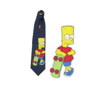Галстук «Барт Симпсон»