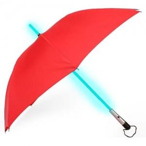 Зонт Джедай (красный)