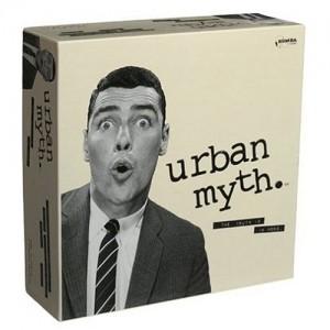 Игра о городах США на английском языке Urban Myth
