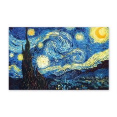 Репродукция Звездная ночь