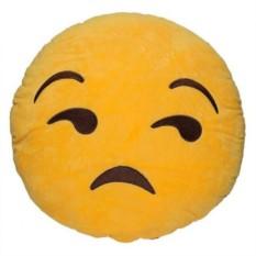 Подушка Emoji Sad