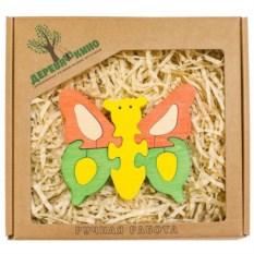 Развивающая игрушка Бабочка
