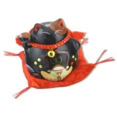 Кот-копилка Манеки-неко Богатство  и защита от зла!