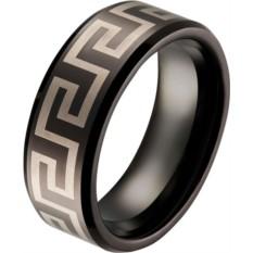Мужское кольцо из вольфрама