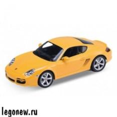 Welly 42374 Модель машины 1:34-39 Porsche Cayman S