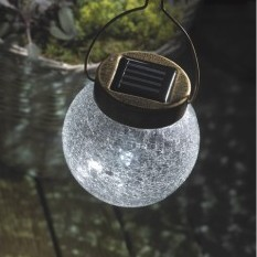 Фонарь на солнечных элементах SOLUS Revolution
