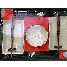 Набор для суши с подносом 9пр.