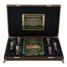 Подарочный набор в ларце Рыбацкий