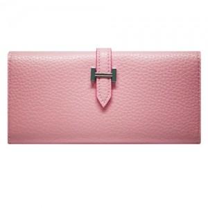 Кошелек Clasp, розовый