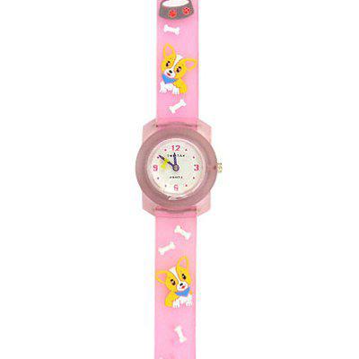 Часы «Розовые облака» Tik-Tak