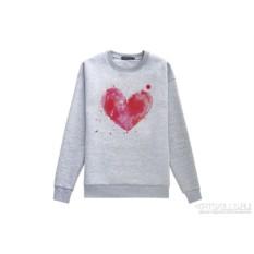 Толстовка Watercolor heart